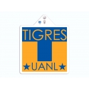 Colgante Logotipo Tigres